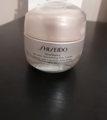 shiseido WRINKLE SMOOTHING DAY CREAM SPF25 50ML