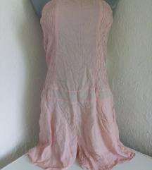 Holly roze top kombinezon M/L