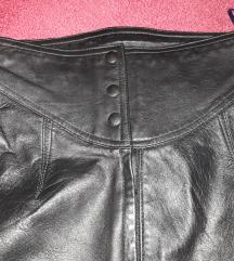 Kožne suknja nova