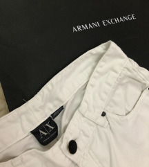 Armani original pantalone bele