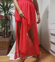 Duga letnja suknja