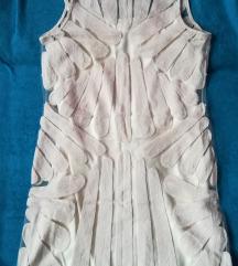 Elegantna krem haljina
