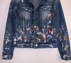 Original Calvin Klein teksas jakna nova
