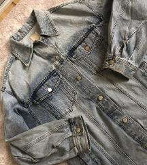 h&m trend teksas jakna