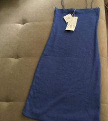 Zara haljina sa bretelama