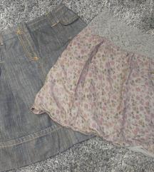 2 letnje suknje