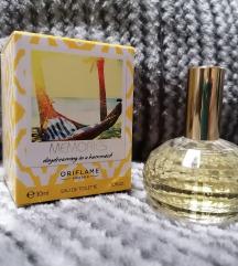 Memories daydreaming in a hammock parfem ORIFLAME