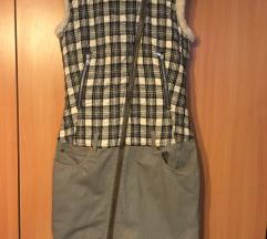 McQ sleeveless coat, original