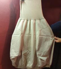 Puf haljina