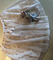 Zara suknjica nova