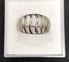 Srebrni prsten SNIZEN (1490din)NOVO