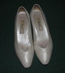 Srebrnaste cipele GABOR broj 38
