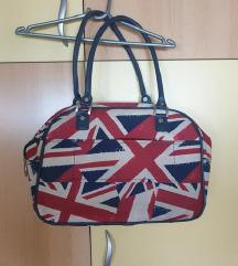 Torba sa Britanskom zastavom NOVA