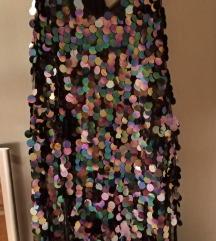 Sljokicasta haljina