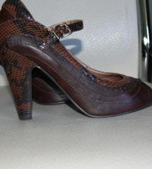 Cipele zmijski print