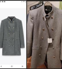 Zara kaput vuna, novo sa etiketom