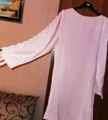 H&M nude haljina