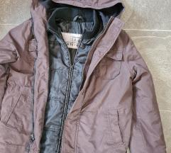 OKAIDI jakna model 2 u 1 za jesen i zimu