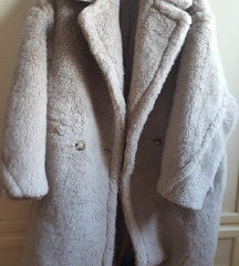 Max Mara teddy coat XL