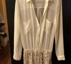 Zara haljina mini sljokice