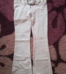 Zvonaste pantalone novo