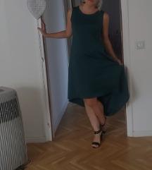 Elegantna satenska haljina 38