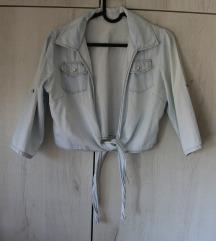 Crop top jaknica