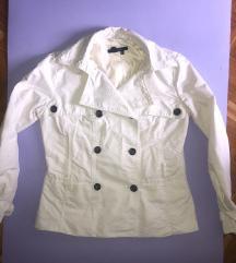 Zara bela jakna%%%