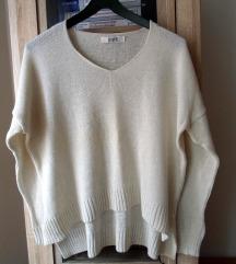 Tanji džemper opuštenog kroja L/XL