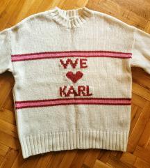 Karl Lagerfeld dzemper, M