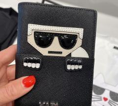 Nova Karl Lagerfeld original futrola za pasos