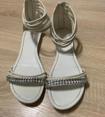 BATA ravne sandale, kao nove