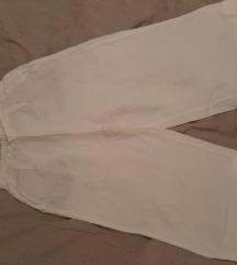 Lan/viskoza pantalone