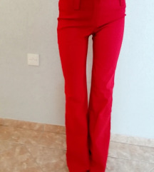 Pantalone CRVENE-VELIKA RASPRODAJA