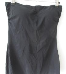 Crna uska majica bez bretela  Marks&Spencer