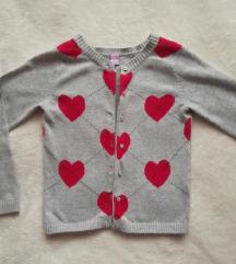 Dopo dopo džemper za devojčice