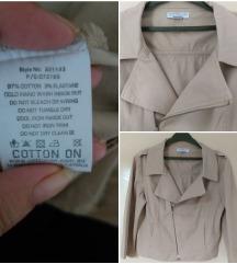 cotton On krem jaknica  Snizeno na 900