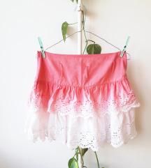 Fb sister ombre mini suknja 🍦🌸