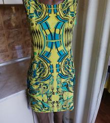 VERSACE haljina ORIGINAL svila