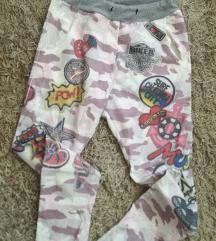 Army bagy pantalone