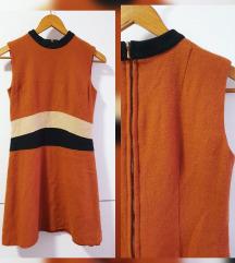 Zimska haljina vintage