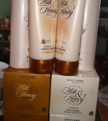 Setovi za negu kože Milk and Honey Godf