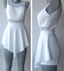 haljina šorts svečana broj S
