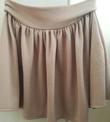SUPER POVOLJNO - mini suknja za prolece
