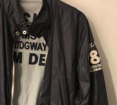 REDSKINS suskava jakna sa dva lica