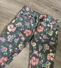 Cvetne farmerke S/M