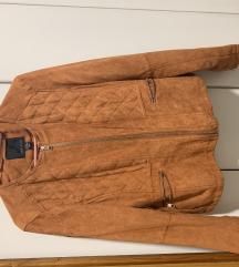 New yorker kozna jakna