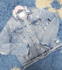 Zara teksas jakna (razmene ne radim)