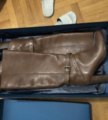 Sergio rossi cizme braon 39