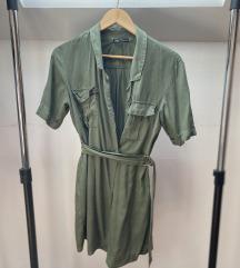 Zara military haljina